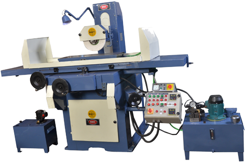Wider Bed Surface Grinding Machine