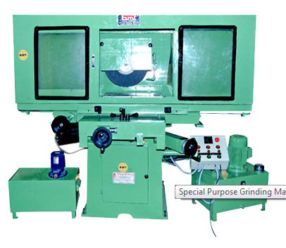 Special Purpose Grinding Machines